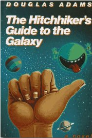 Hitchhiker's Guide at Amazon